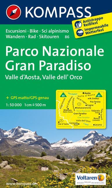 Parco Nazionale Gran Paradiso, Valle d'Aosta, Valle dell'Orco WK 86